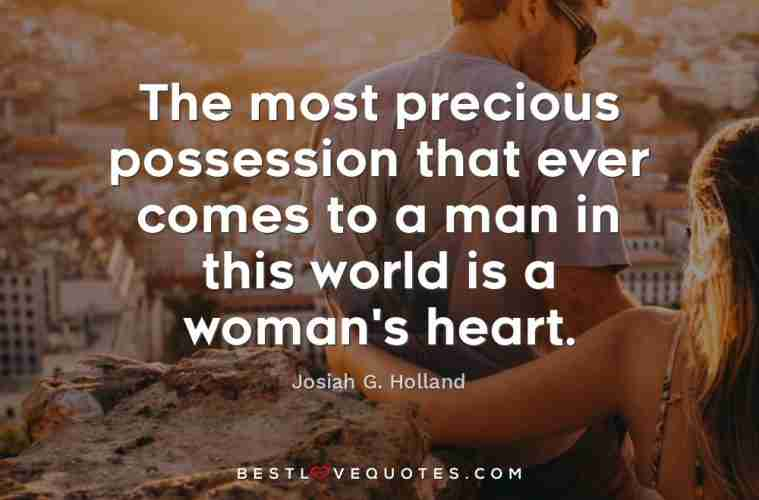 most precious possession